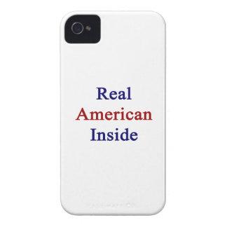 Real American Inside Blackberry Case