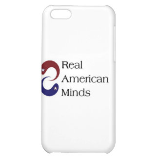 Real American Minds Case For iPhone 5C