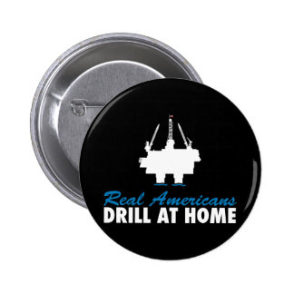 Real Americans Drill At Home Button