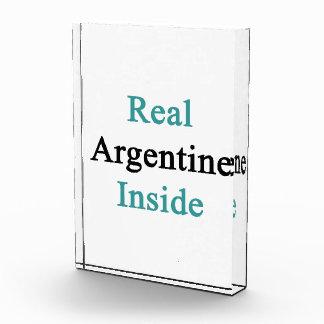 Real Argentine Inside Awards