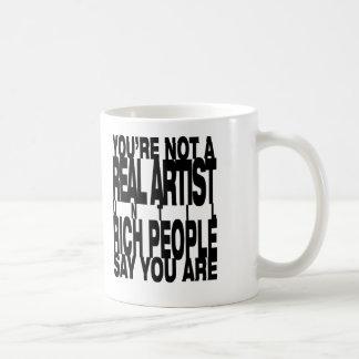 Real.Artist Coffee Mug