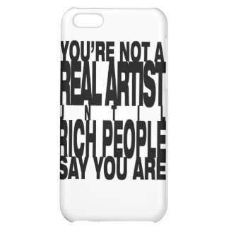 Real.Artist iPhone 5C Case
