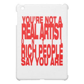 Real.Artist.red iPad Mini Case