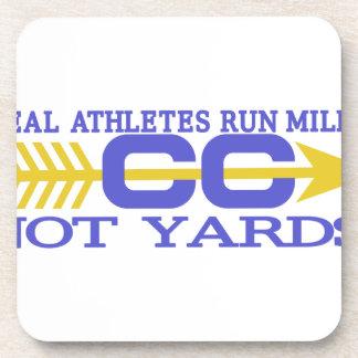 Real Athletes Coaster