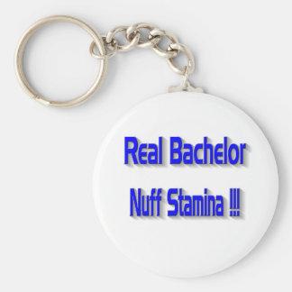Real Bachelor Key Chains