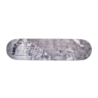 real background custom skate board