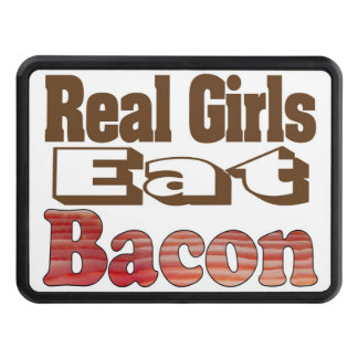 Real Bacon Girls Trailer Hitch Trailer Hitch Cover