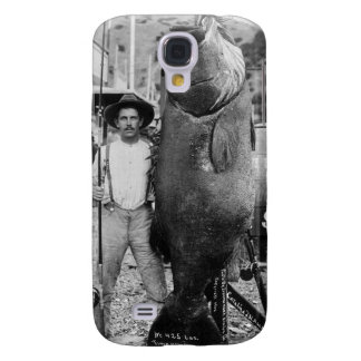 Real Big Fish, early 1900s Samsung S4 Case