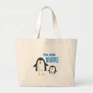 Real Birds Tote Bags