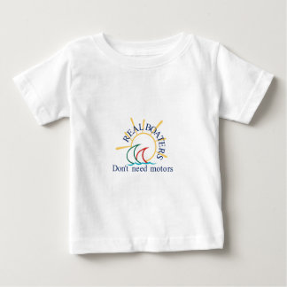 Real Boaters Baby T-Shirt