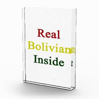 Real Bolivian Inside Awards