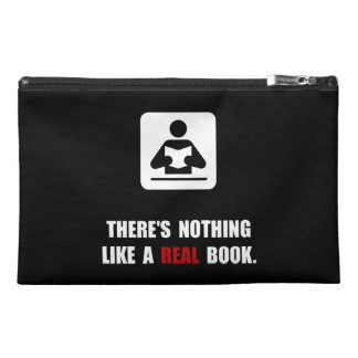 Real Book Travel Accessory Bags
