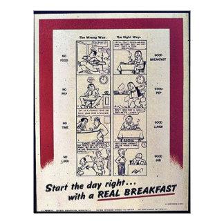 Real Breakfast Flyer