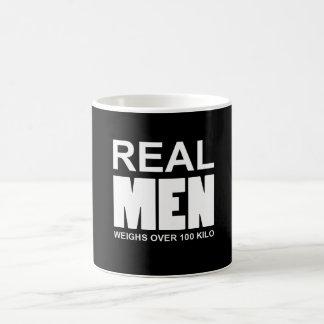 Real but weighs over 100 kilos coffee mug