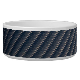 Real Carbon Fiber Photo Texture Bowl