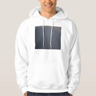 Real Carbon Fiber Photo Texture Hooded Pullover