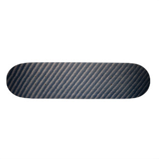 Real Carbon Fiber Photo Texture Skateboard