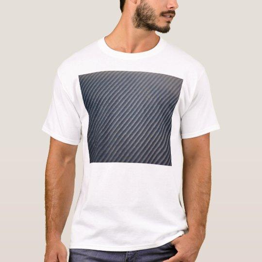 Real Carbon Fiber Photo Texture T-Shirt