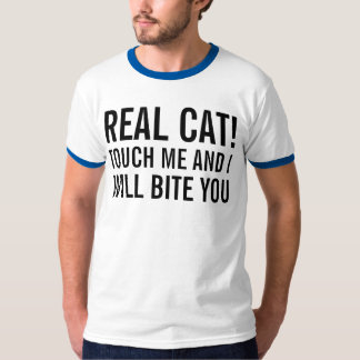 real cat T-Shirt