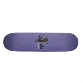 Real Cats Wear Boots Skate Board Deck