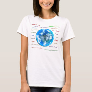Real Change Right Now T-Shirt