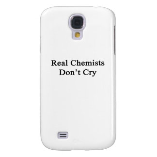 Real Chemists Don't Cry Galaxy S4 Cases