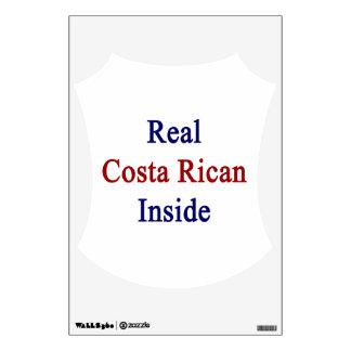 Real Costa Rican Inside Room Sticker