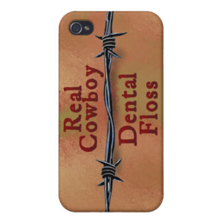 Real Cowboy iPhone 4/4S Case