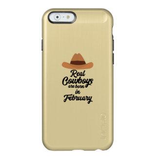 Real Cowboys are bon in February Zi955 Incipio Feather Shine iPhone 6 Case