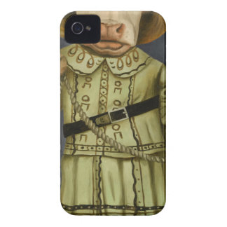 Real Cowgirl 2 iPhone 4 Case-Mate Case