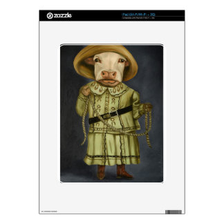 Real Cowgirl 2 Skin For The iPad
