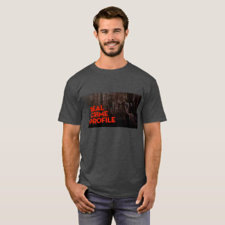 Real Crime Profile Tee Shirt