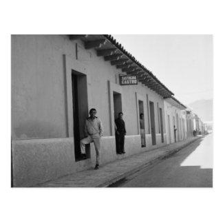 Real de Guadalupe, San Cristobal de Las Casas Postcard