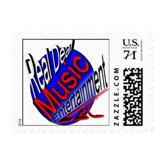 Real Deal Music 1st Class Postage
