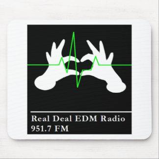 Real Deal Radio Mug Mouse Pad