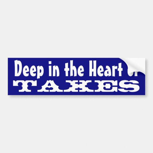 Real Deep Bumper Sticker