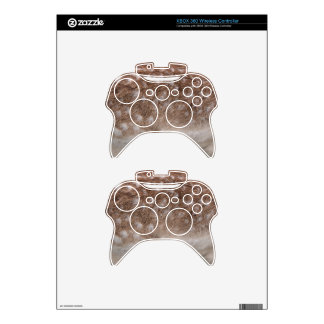 Real Deer Fur Photo Sampling Wildlife Gift Xbox 360 Controller Skin