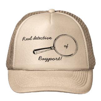 Real Detective of Bayport: Hat
