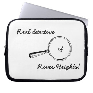 Real Detective of River Heights! Fun Computer Case