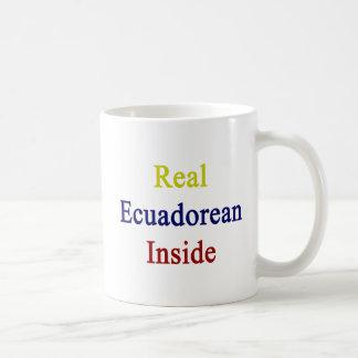 Real Ecuadorean Inside Mug