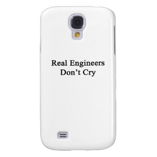 Real Engineers Don't Cry Samsung Galaxy S4 Covers