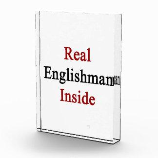 Real Englishman Inside Acrylic Award