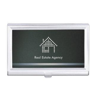Real Estate Agency Business Cards Holder Business Card Case