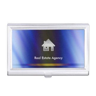 Real Estate Agency Business Cards Holder Business Card Holder