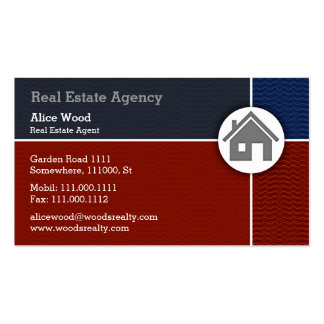 Real Estate Agency | Professional Business Card