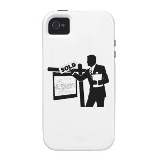 Real Estate Agent iPhone 4/4S Case