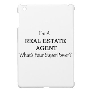 REAL ESTATE AGENT COVER FOR THE iPad MINI