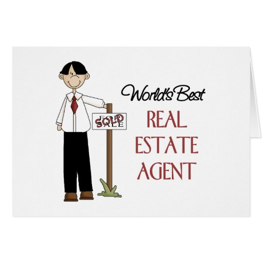 Real Estate Agent Gift Card
