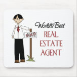 Real Estate Agent Gift Mousepad