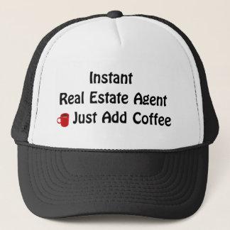 Real Estate Agent Hat